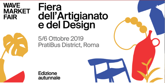 Wave Market Fair Roma 5-6 Ottobre 2019 - Frab's Magazines & More