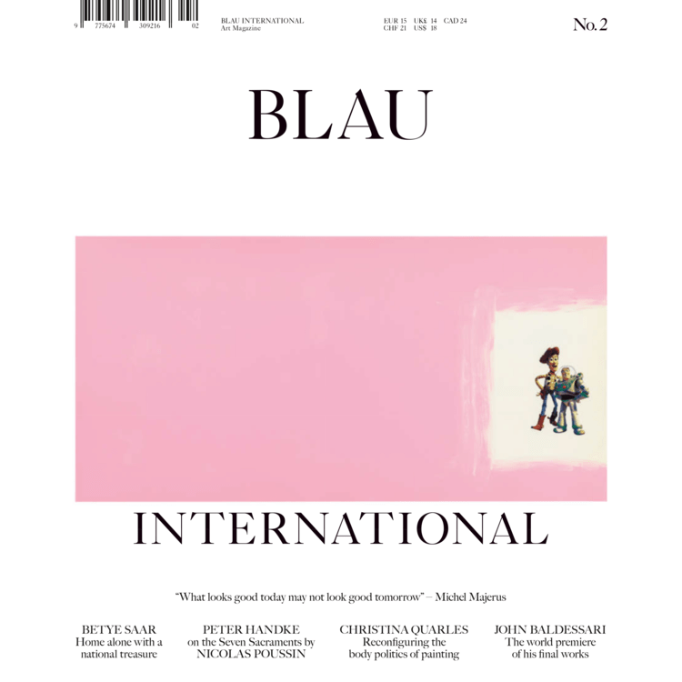 Blau International - Frab's Magazines & More