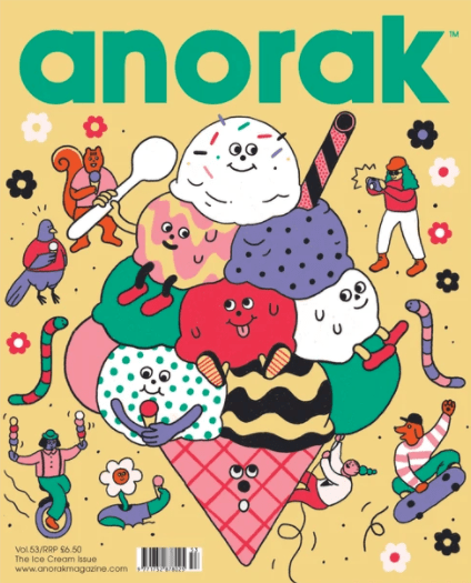 Anorak n. 53 - Frab's Magazines & More