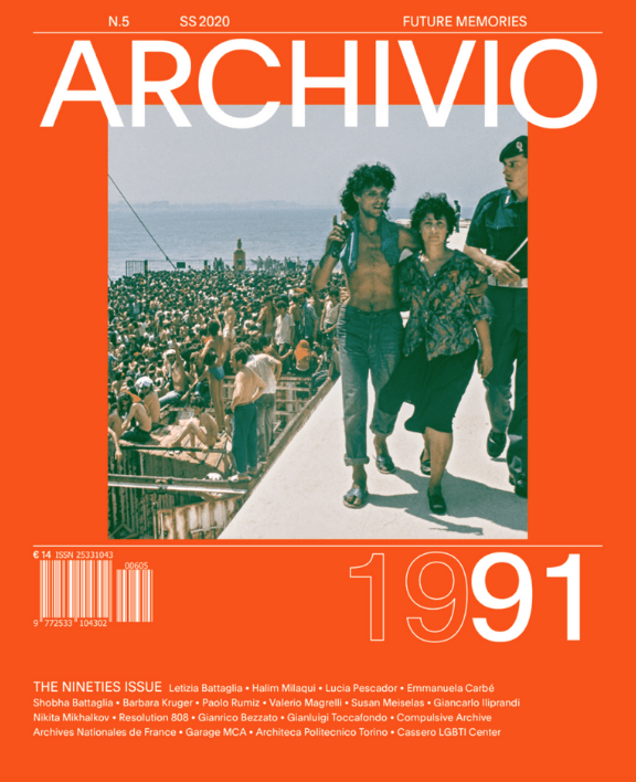 Archivio N. 5 - The nineties issue - Frab's Magazines & More