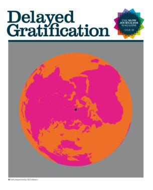 Delayed Gratification n.38 - Frab's Magazines & More