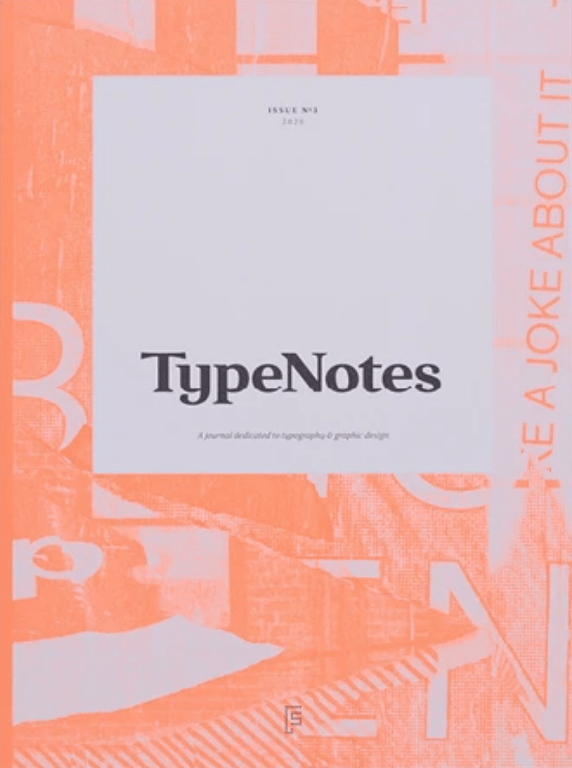 Typenotes n. 3 - Frab's Magazines & More