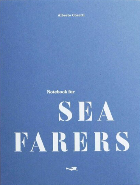 notebool for the sea by sirene journal