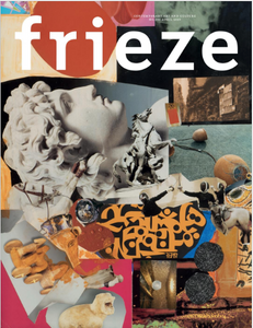 Frieze magazine - Frab's Magazines