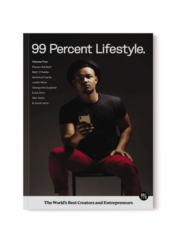 99 Percent Lifestyle - Frab's Magazines & More