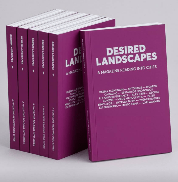 Desired Landscapes - Frab's Magazines & More