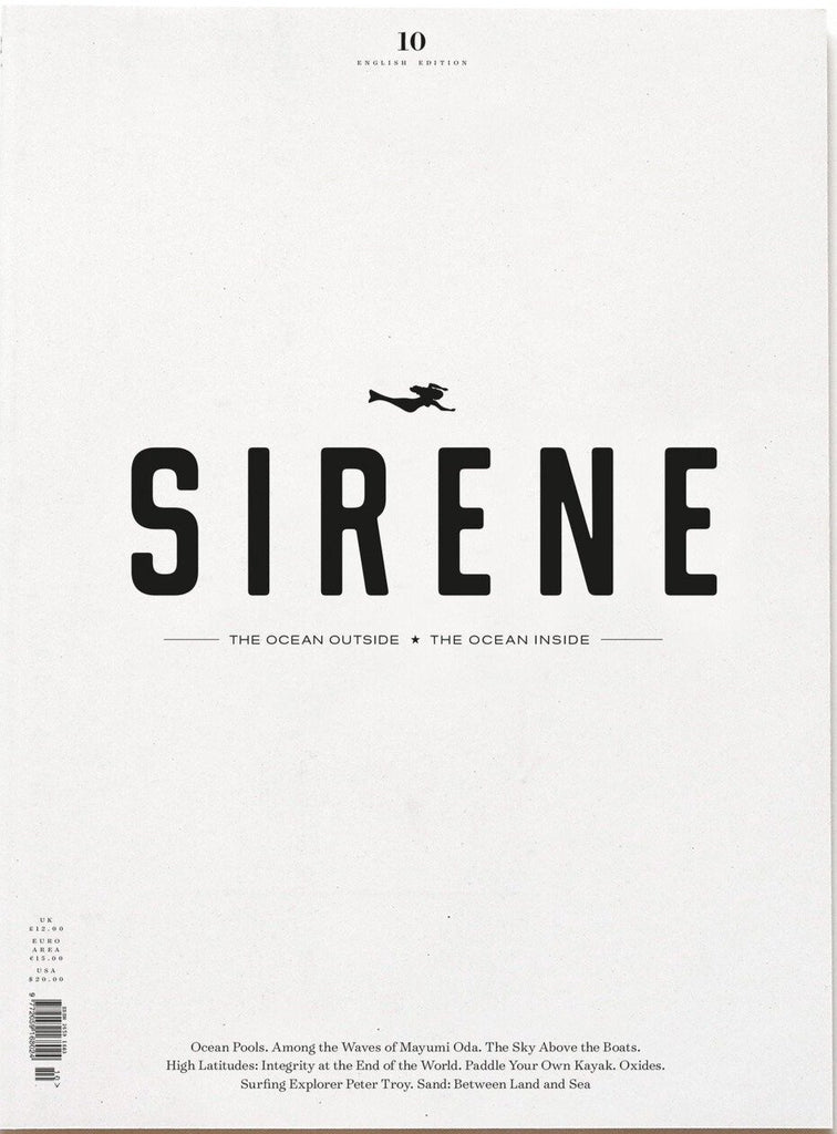 Sirene Journal n°10 - Frab's Magazines & More