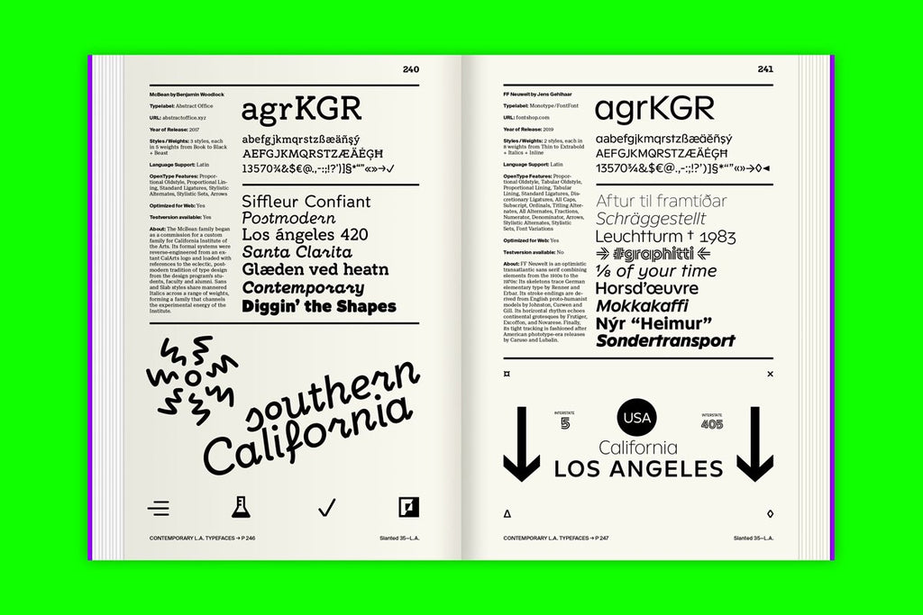 Slanted #35 - L.A. - Frab's Magazines & More
