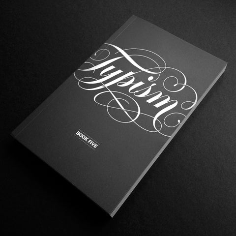 Typism book - frab's magazines