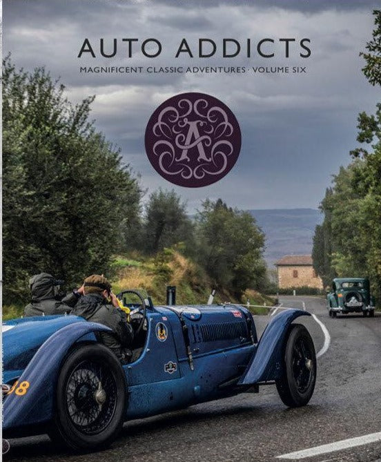 Auto Addicts journal