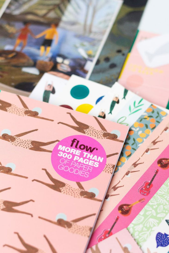 Flow Book for Paper Lovers 7 - Frab's Magazines & More