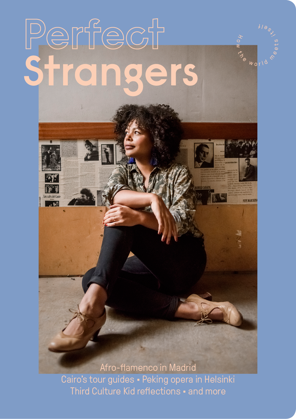 Perfect Stranger Magazine