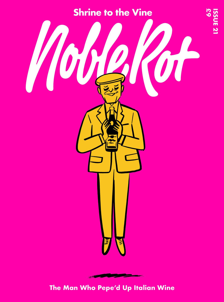 Noble Rot - Frab's Magazines & More