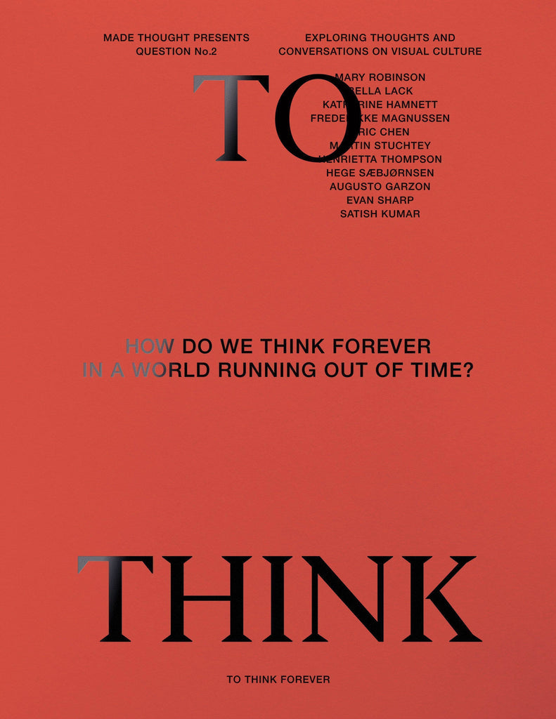 To Think - Frab's Magazines & More