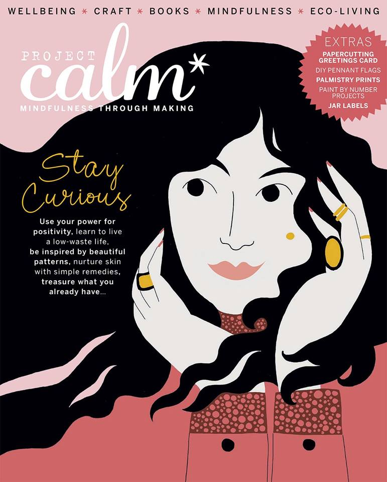 Project Calm magazine - Frab's Magazine & More