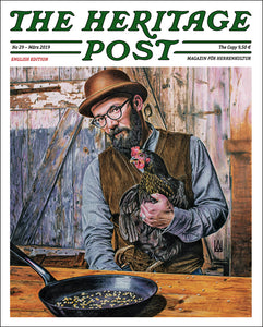 The Heritage post - Frab's Magazines & More