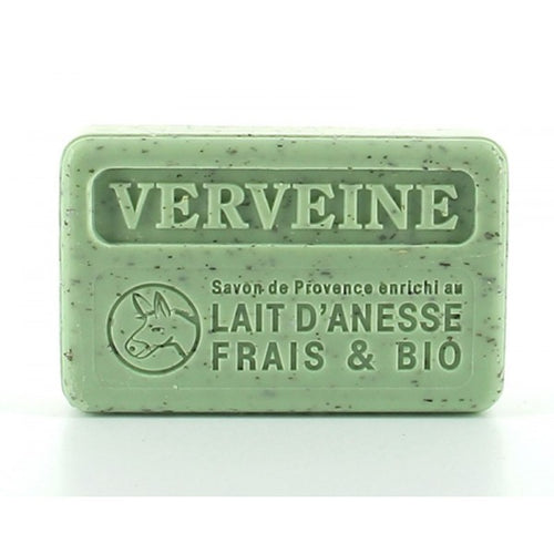 Verbena with organic donkey milk  100g  (not vegan) - SoapYard