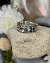 Load image into Gallery viewer, Story of Galway Sterling Silver Ring
