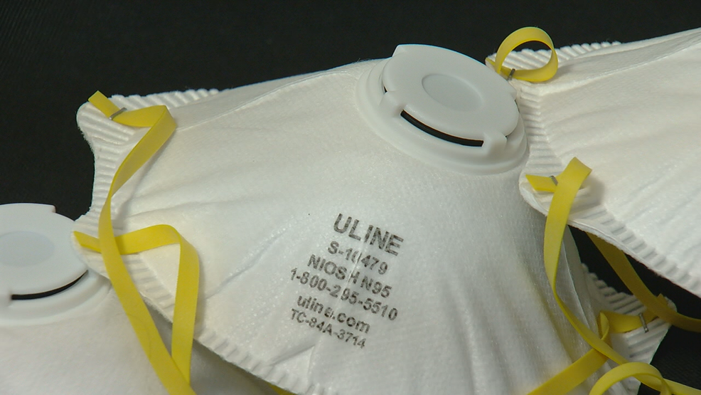 QUICK GUIDE ON THE N95 RESPIRATOR  FOR FIRST RESPONDERS