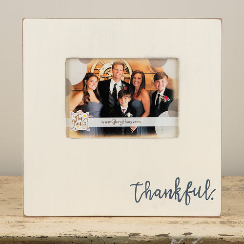 Thankful Wooden Frame