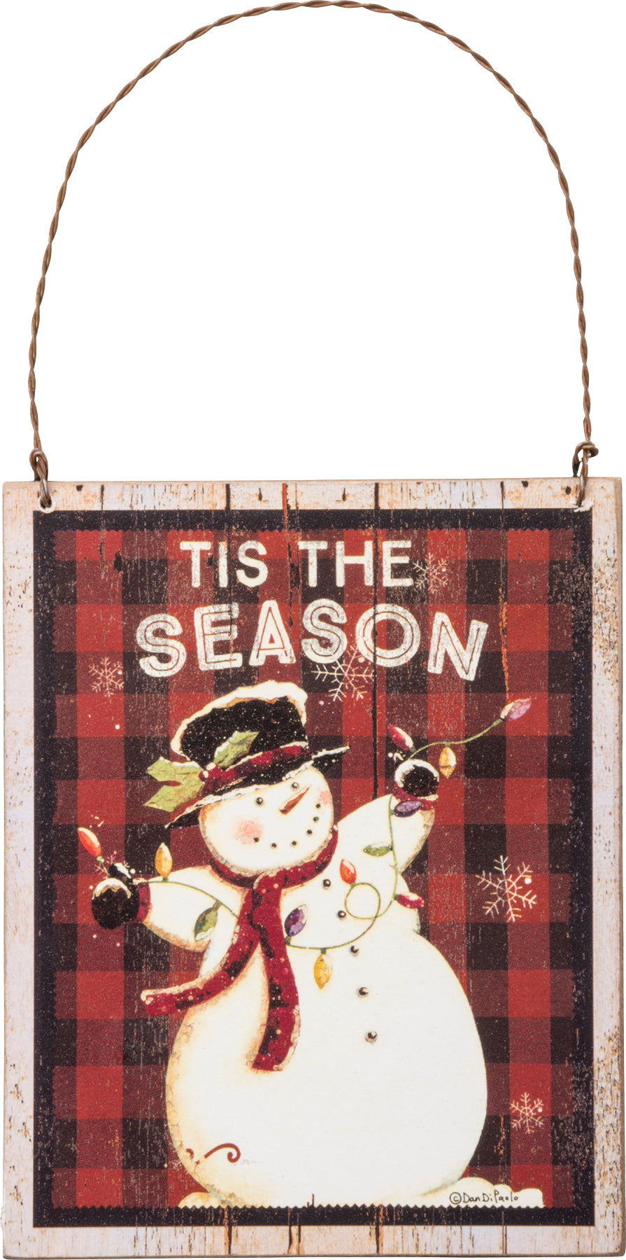 Tis the Season Wall Hanging