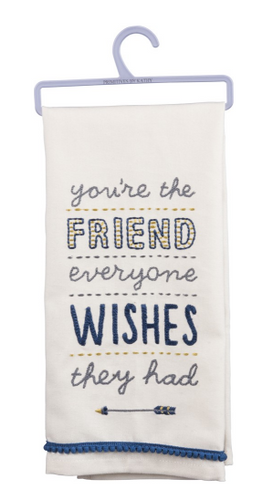 Friend Dish Towel