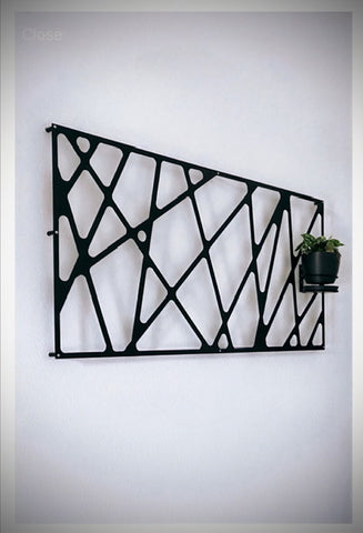 Metal Wall Trellis
