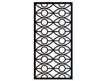 Savannah Metal Trellis