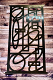 Applause Metal Wall/Garden Trellis