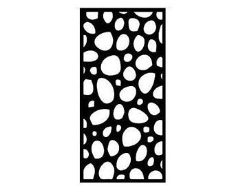Mountain Brook Metal Trellis Panels