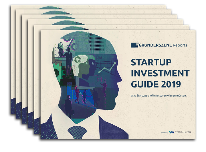 Startup Investment Guide 2019 (Unternehmenslizenz)