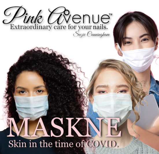 Best skin care, maskne, Pink Avenue, Toronto, ON