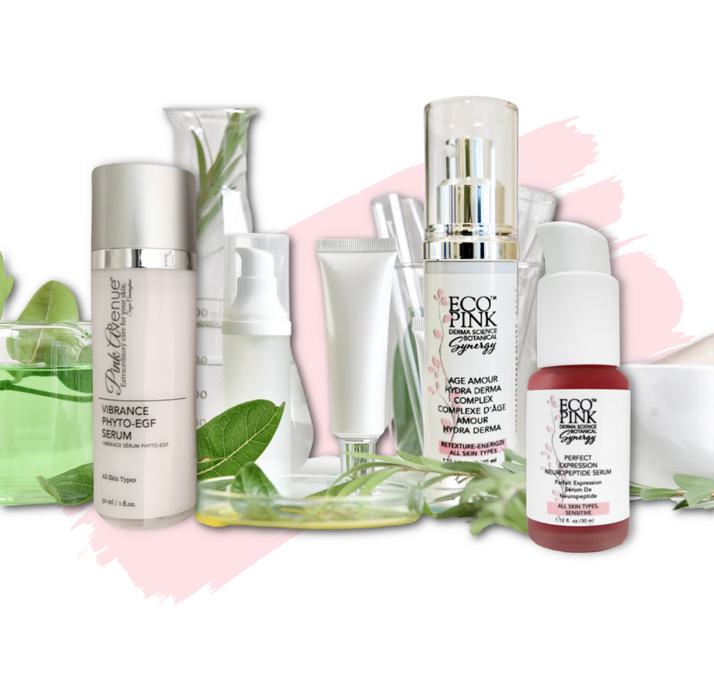 How skin care ingredients work together, Pink Avenue, Toronto,Canada