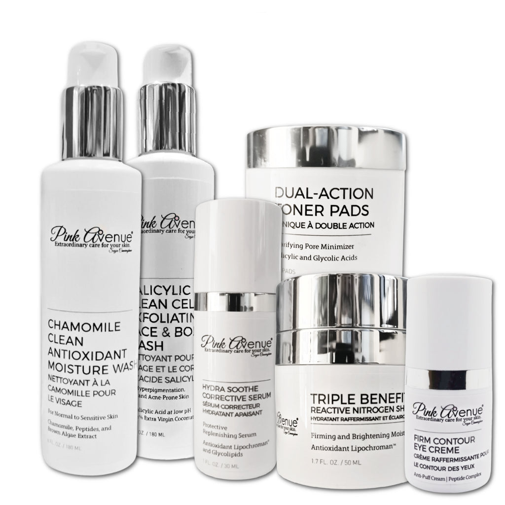 Dermatologist Formulated Skin Care