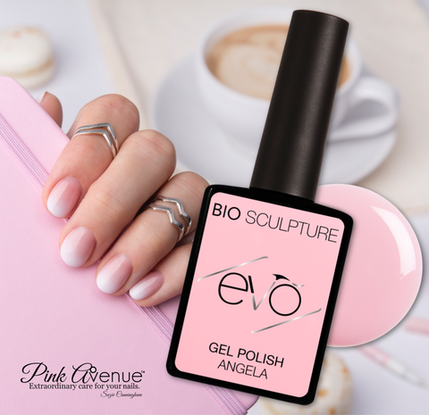 Best Bio Sculpture Gel Manicure، Best Evo Gel، Toronto، ON، Pink Avenue