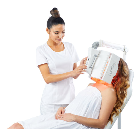 Lightstim Facials, Pink Avenue, Toronto, ON, Canada