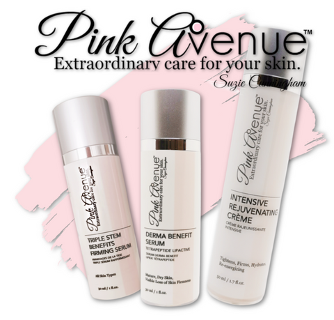 Best skin care for dry skin, Pink Avenue Skin Care, Toronto, ON
