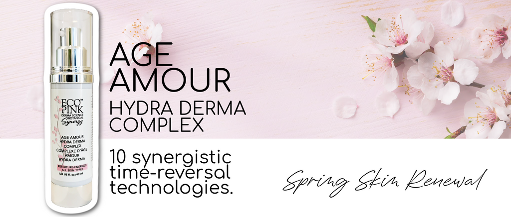 Best anti aging serum, Age Amour Hydra Derma Complex, Toronto, ON Canada