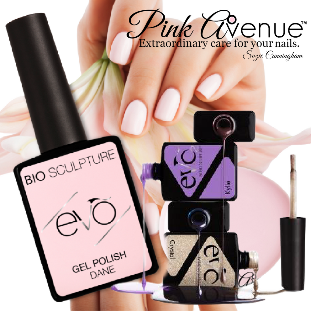Best Evo Gel pedicure, Best Eco Gel Manicure, Toronto, ON, Pink Avenue