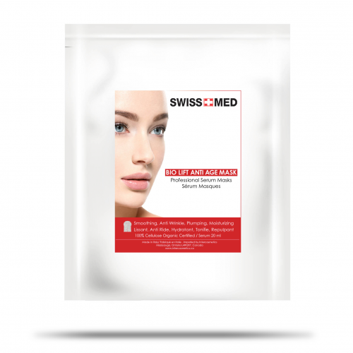 Swiss + Med Bio-Lift Anti Age Mask 20 ml /10 sheet masks