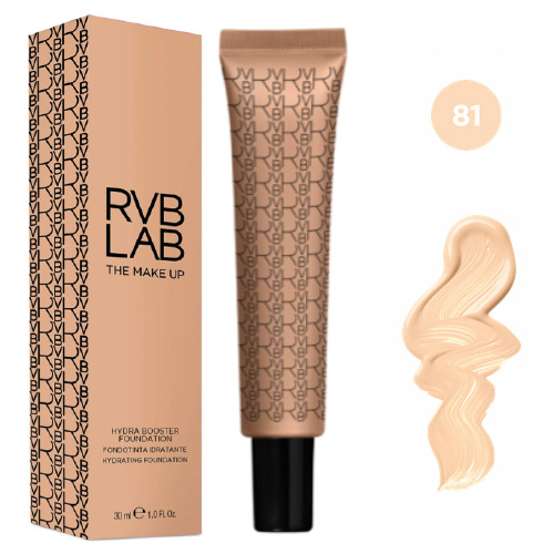 Hydra Booster Foundation, 81  RVB Lab the Makeup, Pink Avenue, Toronto, ON Canada