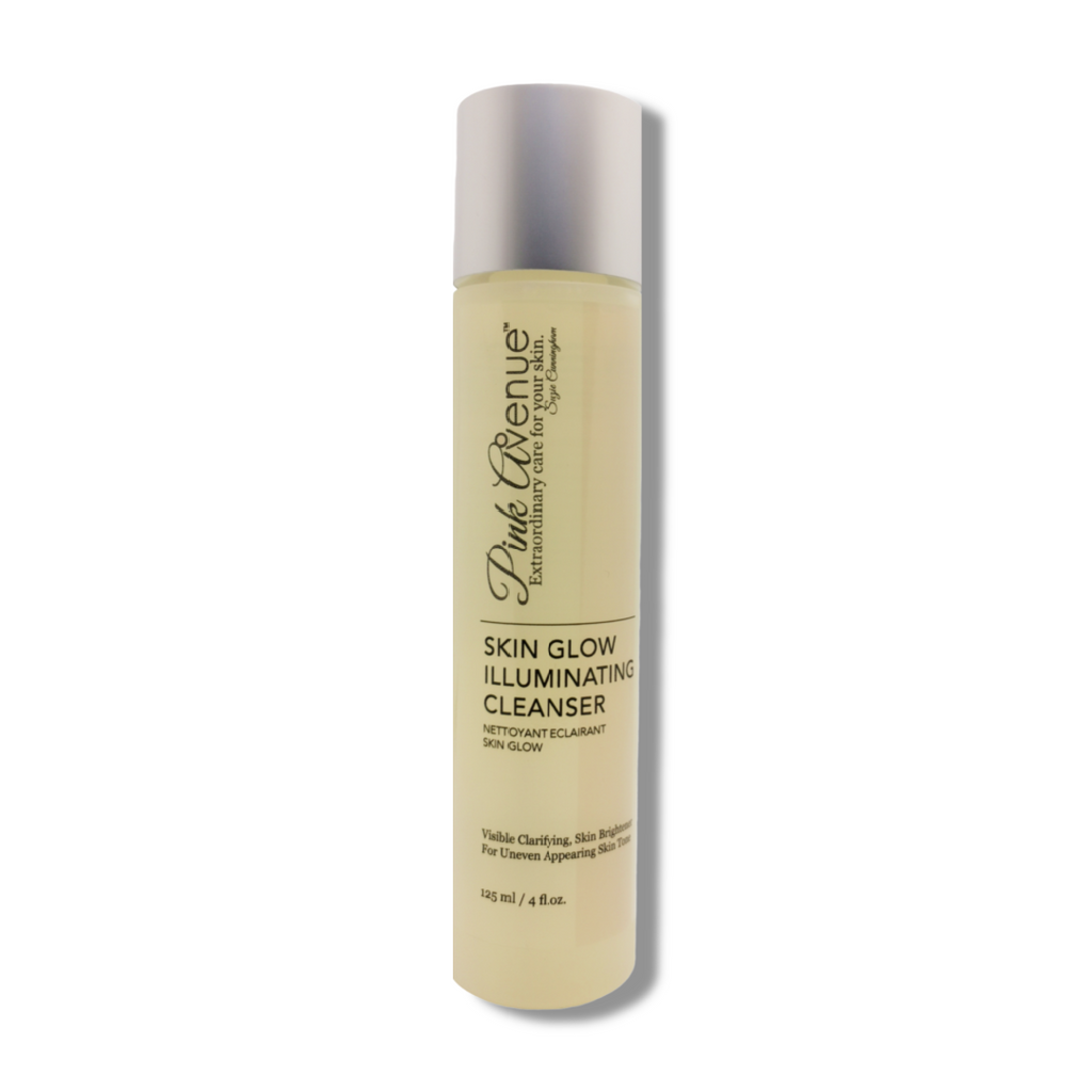 Skin brightening cleanser, Skin Glow Illuminating, Pink Avenue , Toronto