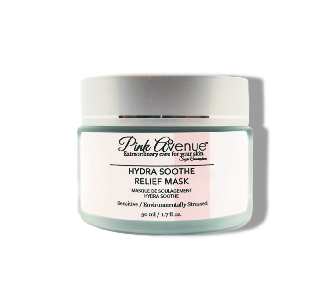 Pink Avenue Hydra Soothe Relief Mask 50ml