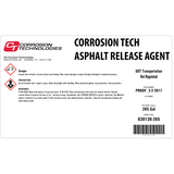 Asphalt Release (Texas DOT approved)