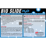 Bio Slide H2O™ concrete form release concentrate