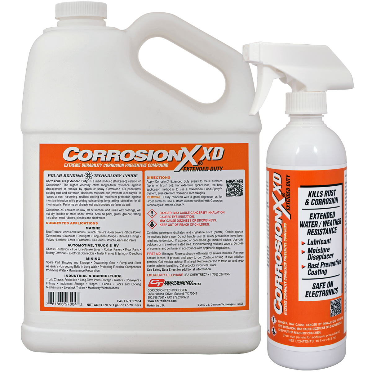 CorrosionX® Extended Duty