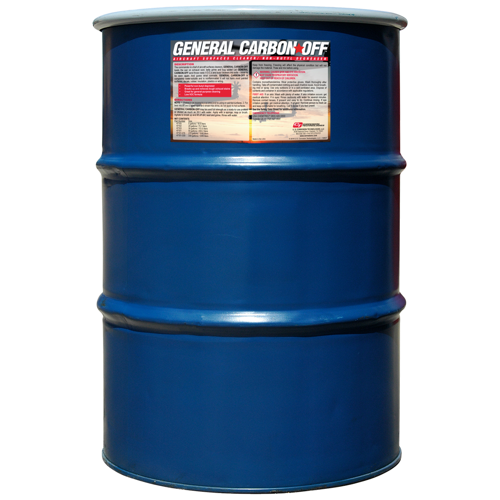 General Carbon-Off™ non-butyl cleaner and degreaser