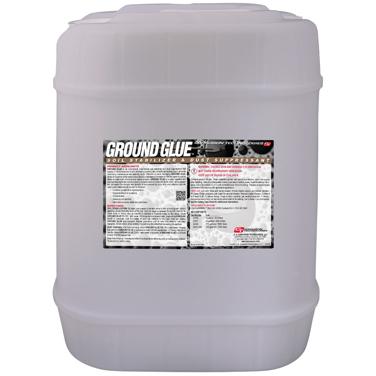 Ground Glue Soil Stabilizer