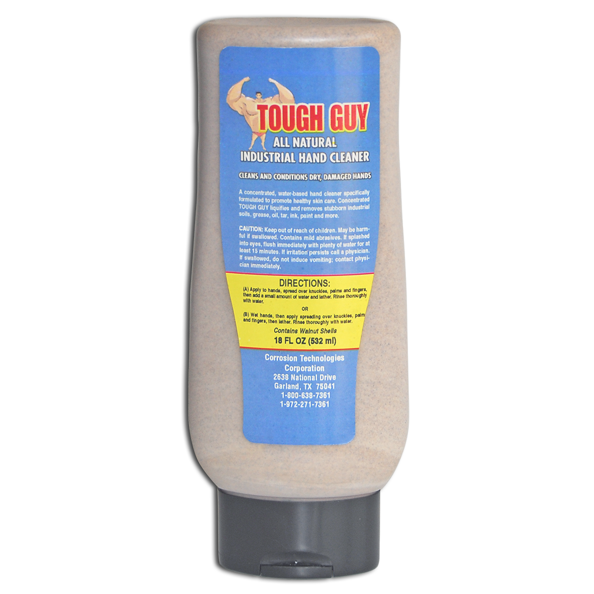 Tough Guy hand cleaner