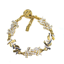 Load image into Gallery viewer, Yves Saint Laurent Bracelet Vintage 1980s